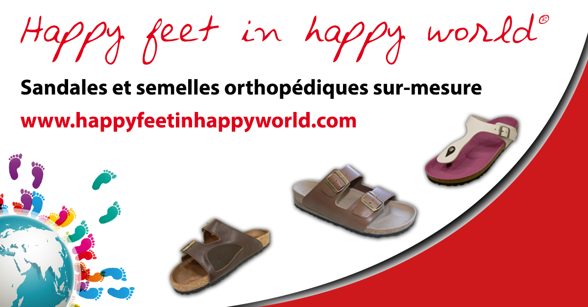 Happy Sur Mesure World Et In Feet Semelles Sandales yNm80vnOw